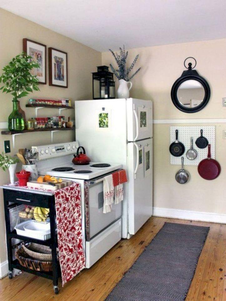 Cool diy beautiful apartments design ideas 41