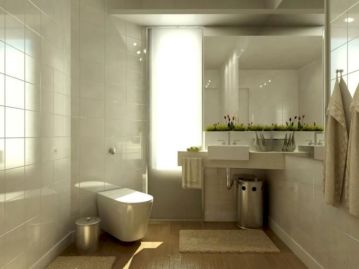 Creative functional bathroom design ideas 12
