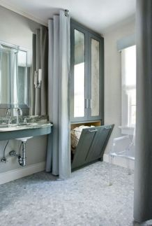 Creative functional bathroom design ideas 19