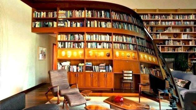 Creative library trends design ideas 25