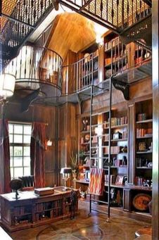 Creative library trends design ideas 27