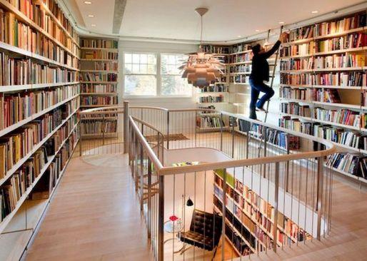 Creative library trends design ideas 28