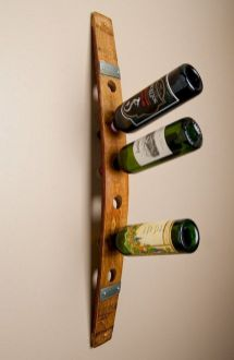 Elegant wine rack design ideas using wood 19