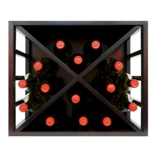 Elegant wine rack design ideas using wood 32