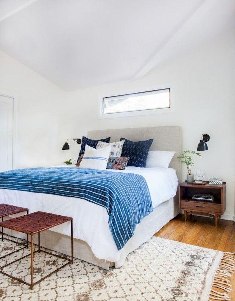 Gorgeous coastal bedroom design ideas to copy right now 05