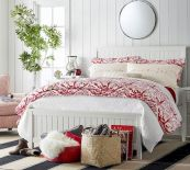 Gorgeous coastal bedroom design ideas to copy right now 07