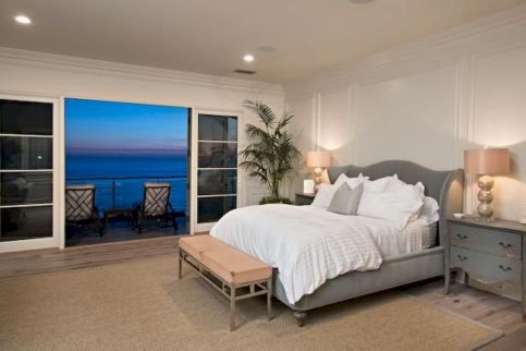 Gorgeous coastal bedroom design ideas to copy right now 19