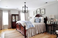 Gorgeous coastal bedroom design ideas to copy right now 20