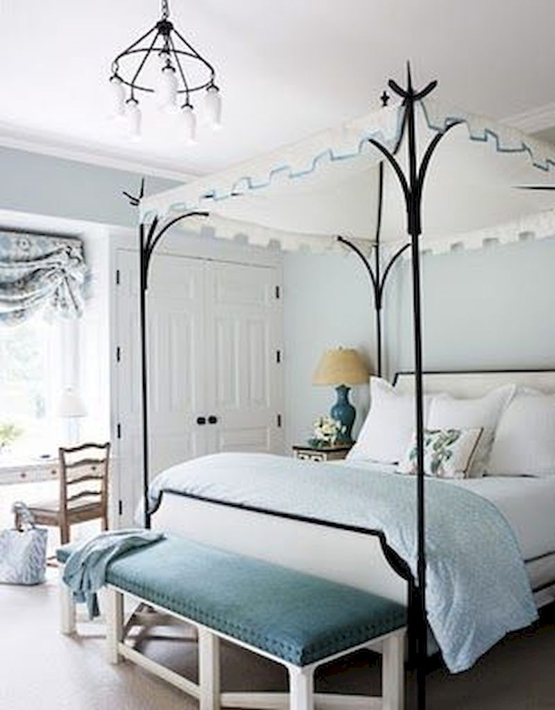 Gorgeous coastal bedroom design ideas to copy right now 25