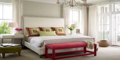 Gorgeous coastal bedroom design ideas to copy right now 36