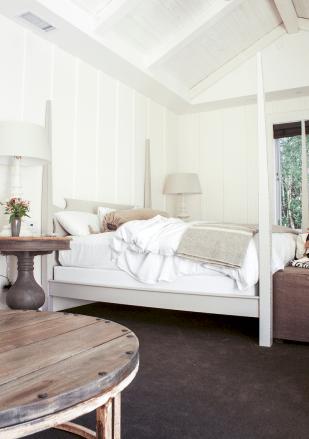 Gorgeous coastal bedroom design ideas to copy right now 38