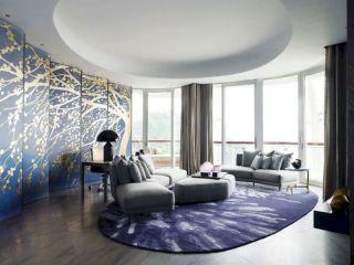 Impressive chinese living room decor ideas 08