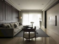 Impressive chinese living room decor ideas 16