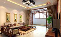 Impressive chinese living room decor ideas 26