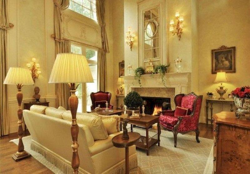 Impressive chinese living room decor ideas 27