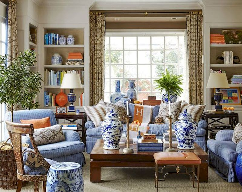 Impressive chinese living room decor ideas 42