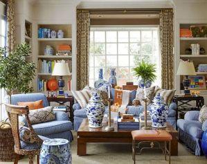 Impressive chinese living room decor ideas 42