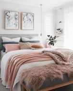 Inexpensive diy bedroom decorating ideas on a budget 07