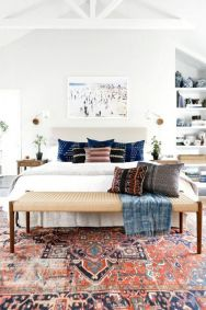Inexpensive diy bedroom decorating ideas on a budget 18