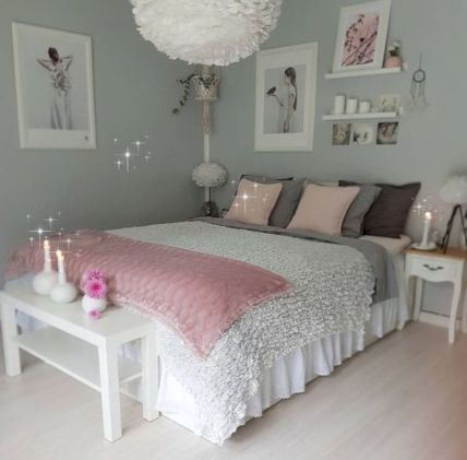 Inexpensive diy bedroom decorating ideas on a budget 41