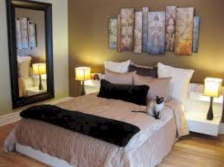 Inexpensive diy bedroom decorating ideas on a budget 44