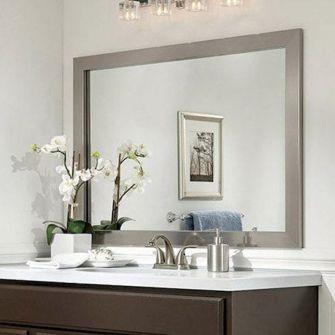 Inspiring bathroom mirror design ideas 07