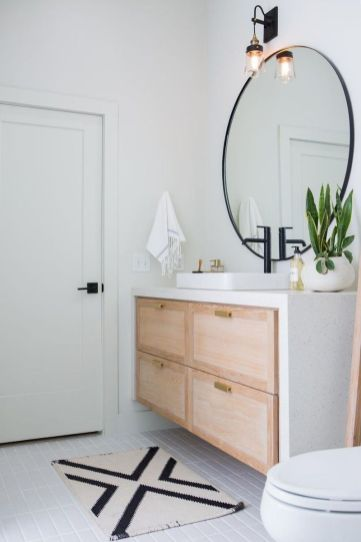 Inspiring bathroom mirror design ideas 21