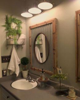 Inspiring bathroom mirror design ideas 24