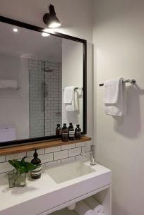Inspiring bathroom mirror design ideas 30