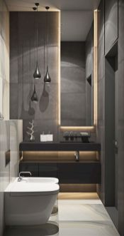 Inspiring bathroom mirror design ideas 33