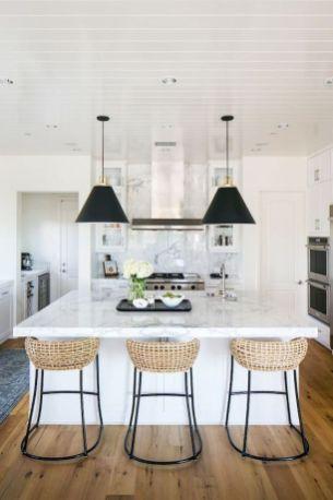 Latest coastal kitchen design ideas 01