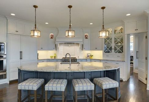 Latest coastal kitchen design ideas 19