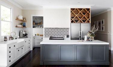 Latest coastal kitchen design ideas 20