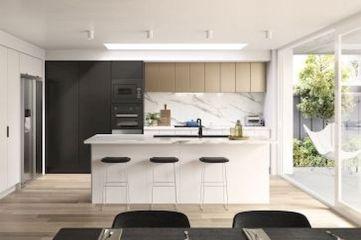 Latest coastal kitchen design ideas 23