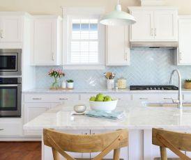 Latest coastal kitchen design ideas 29