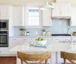 Latest coastal kitchen design ideas 29