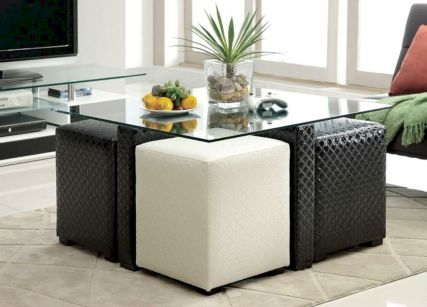 Magnificient coffee table designs ideas 26