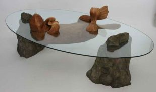 Magnificient coffee table designs ideas 37