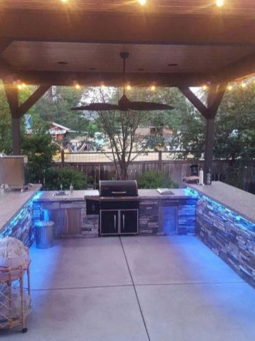 Modern outdoor kitchen designs ideas 03