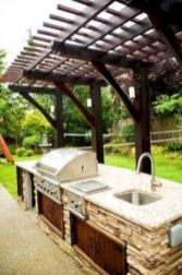 Modern outdoor kitchen designs ideas 08