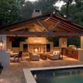 Modern outdoor kitchen designs ideas 13