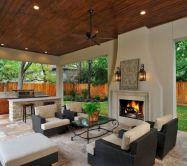 Modern outdoor kitchen designs ideas 21