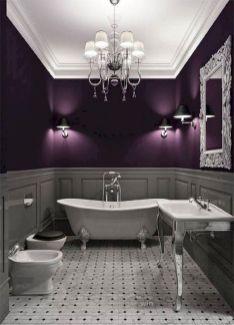 Newest gothic bathroom design ideas 10