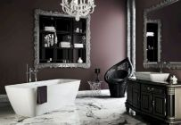 Newest gothic bathroom design ideas 12