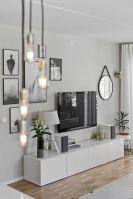 Stunning scandinavian living room design ideas 15
