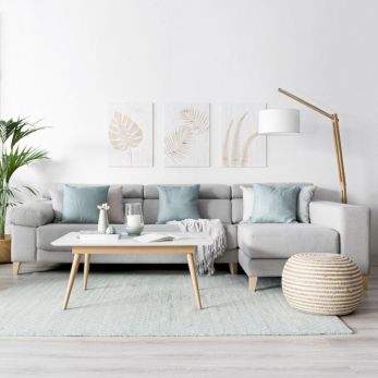 Stunning scandinavian living room design ideas 18