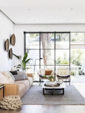 Stunning scandinavian living room design ideas 26