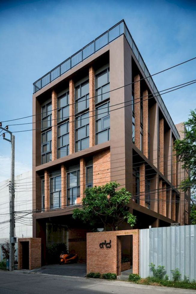 Trendy office architecture building ideas 25