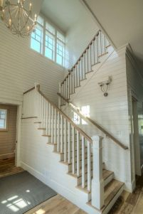 Unique coastal stairs design ideas for home this summer 03