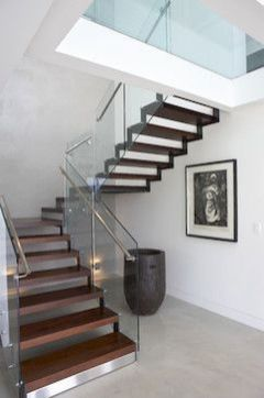 Unique coastal stairs design ideas for home this summer 08